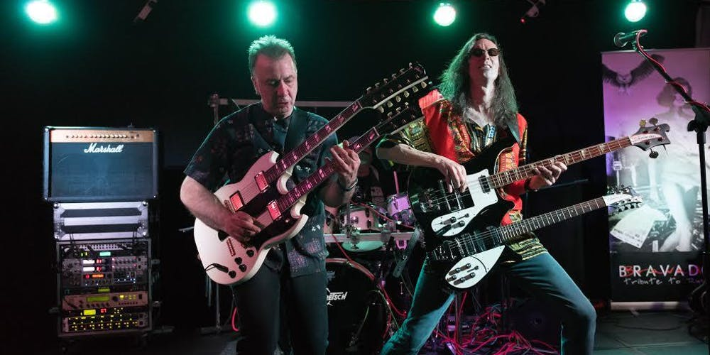 Bravado: Europe's Top Tribute to Rush​