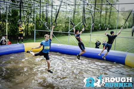 Rough Runner Oxfordshire: 5km, 10km and 15km Obstacle Event