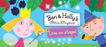 Ben and Hollys Little Kingdom Live on Stage