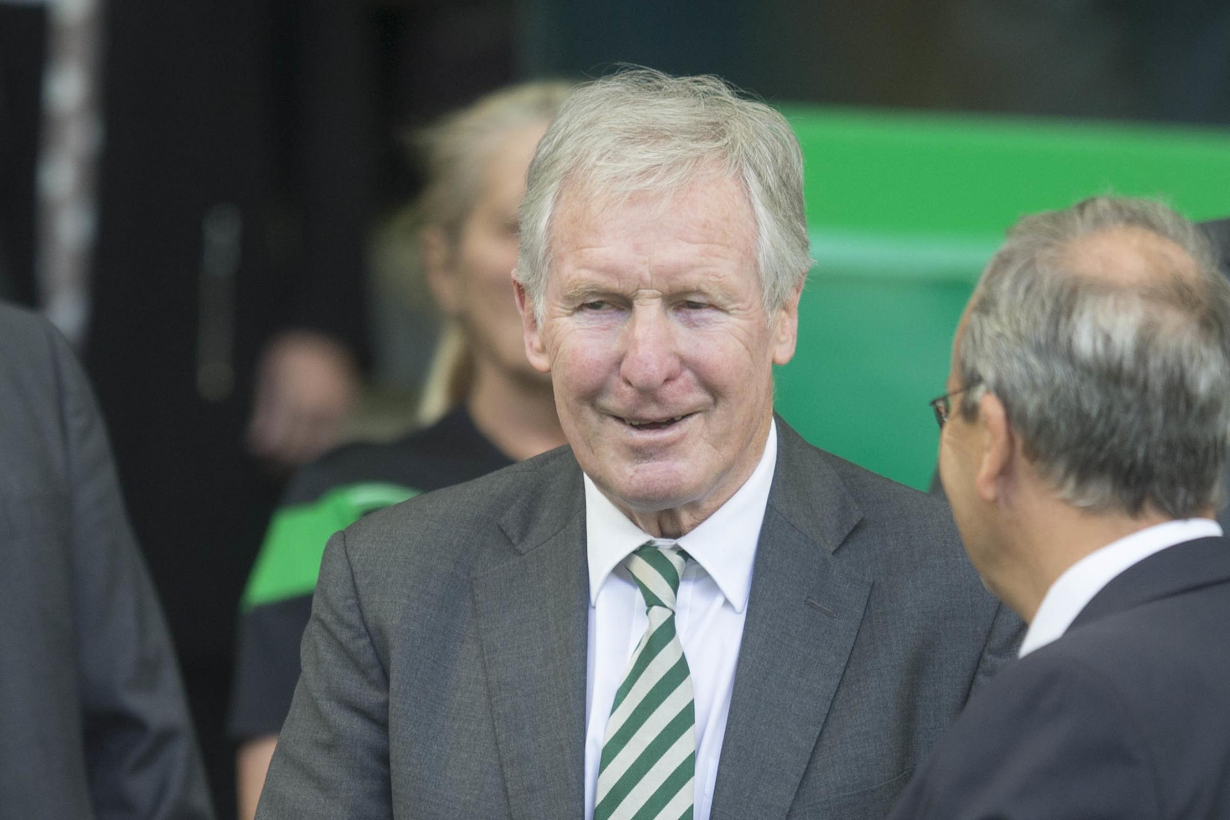 Tributes have been paid to Celtic great Billy McNeill