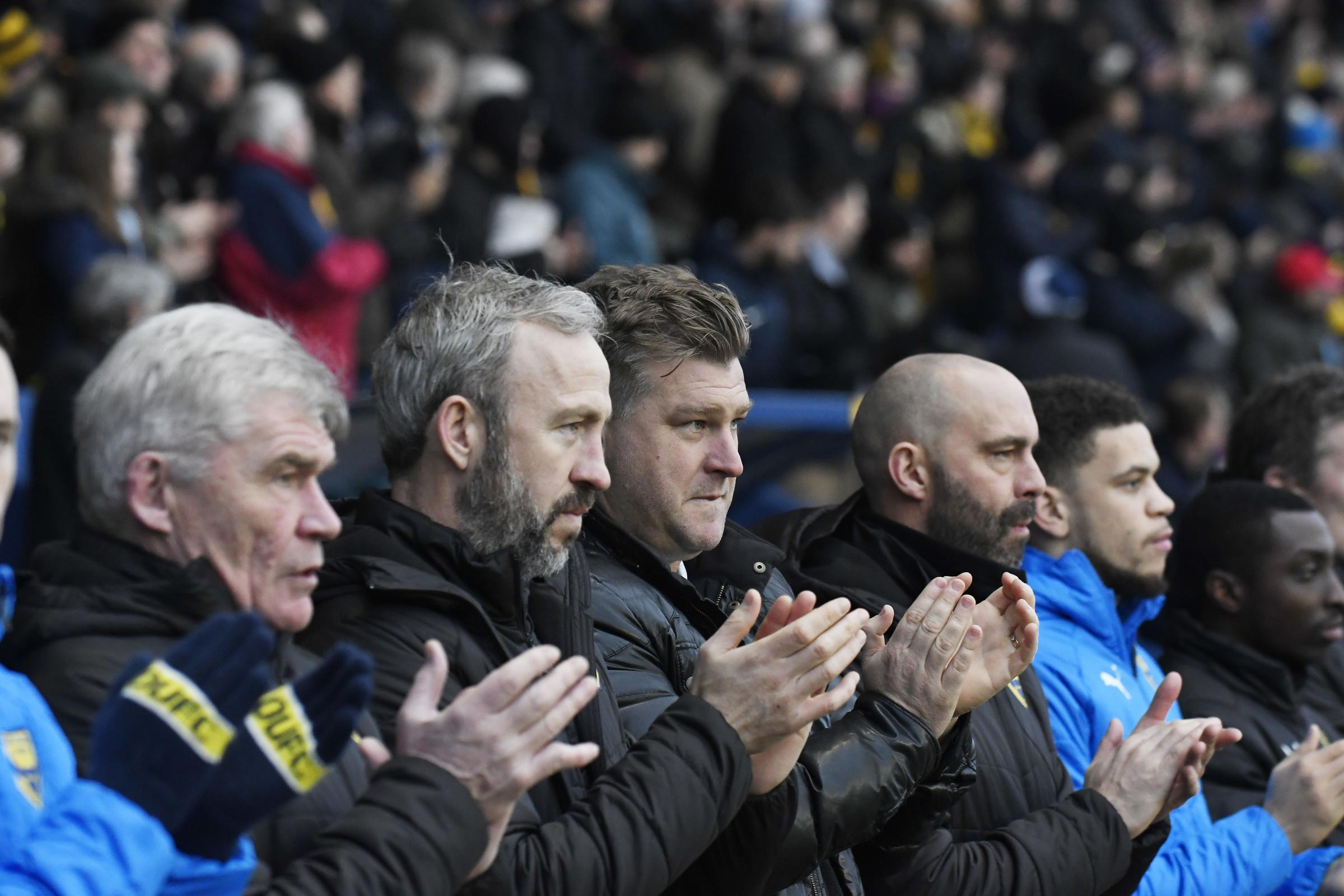Shaun Derry has enjoyed working with Oxford United's close-knit staff  Picture: David Fleming