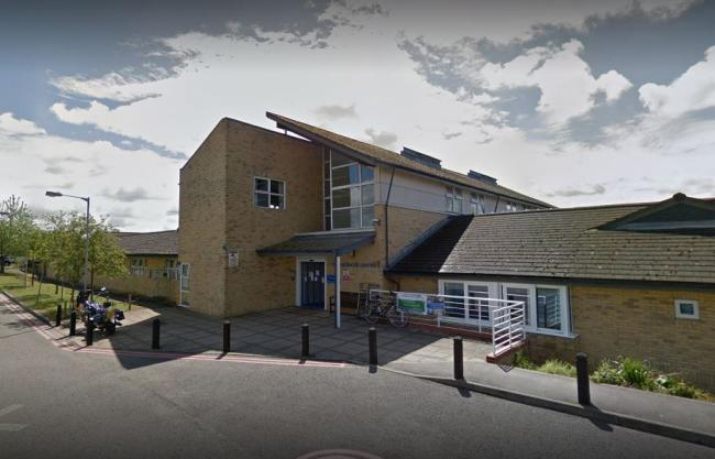 The Fulbrook Centre, which houses Oxford's City Community Hospital. Pic: Google Maps