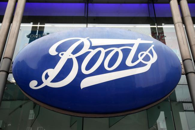 Shoppers at Boots stores could be restricted from browsing non-essential items as part of plans to safeguard staff and stick to Government guidelines during the coronavirus pandemic (Photo: Shutterstock)